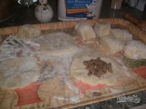 Картофельное тесто - фото шаг 2