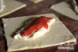 Булочки с гуавой и сливочным сыром - фото шаг 3