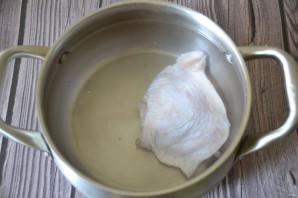Суп из сыроежек - фото шаг 2