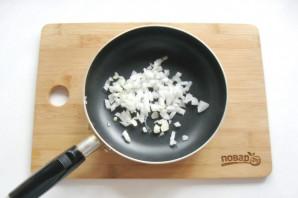 Паста со шпинатом в сливочном соусе - фото шаг 2