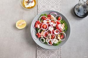 Салат из мяса мидий - фото шаг 4
