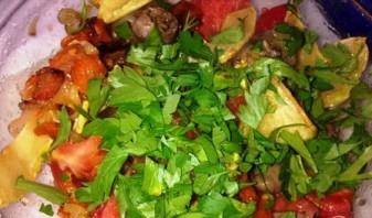 Салат из помидоров и моркови - фото шаг 7