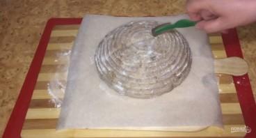 Пшенично-ржаной хлеб на закваске - фото шаг 5