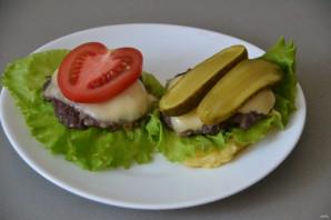 Картофельный бургер - фото шаг 13