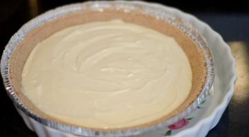 Творожный пирог с клюквой - фото шаг 3