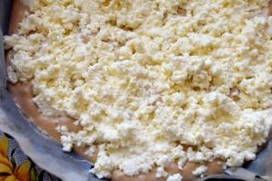 Медовый пирог с творожной начинкой - фото шаг 8