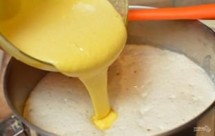 Пасхальный кулич сладкий - фото шаг 4