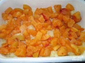 Манная запеканка с абрикосом - фото шаг 3