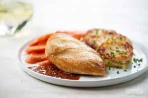 Курица по-парижски  - фото шаг 6