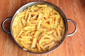 Паста «Четыре сыра» - фото шаг 7