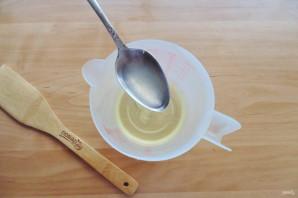 Домашний майонез с горчицей и лимоном