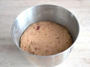 Вишневый хлеб - фото шаг 12
