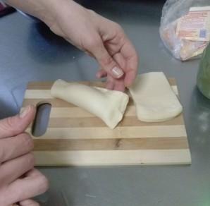 Нежные булочки с творогом - фото шаг 9
