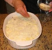 Запечённый картофель с грибами. - фото шаг 8