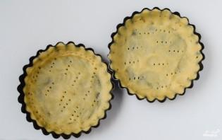 Тарталетки с сыром и помидорами - фото шаг 3