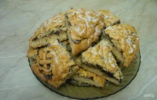 Пирог с земляничным вареньем - фото шаг 7