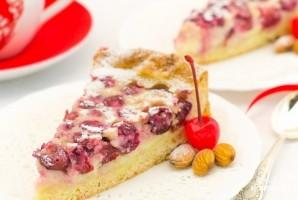 Песочный пирог с ягодной начинкой - фото шаг 8