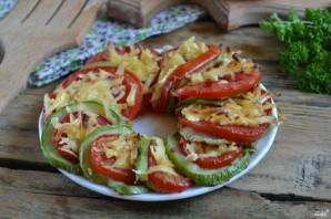 Кабачки с помидорами и сыром - фото шаг 5