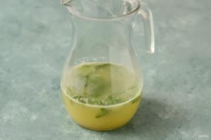 Ананасовый лимонад - фото шаг 4