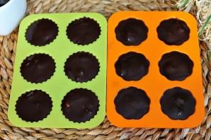 Шоколадные конфеты с орехами - фото шаг 9