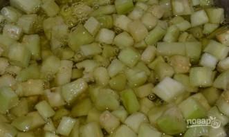 Салат с баклажанами - фото шаг 2