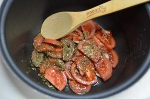 Томатный соус в мультиварке - фото шаг 3