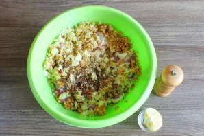 Шашлык в яблочном маринаде - фото шаг 5