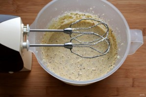 Сметанный пирог с ежевикой - фото шаг 4
