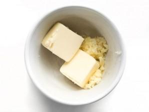 Хлебные палочки с сыром и чесноком - фото шаг 7