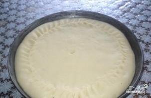 Пирог с урюком - фото шаг 8