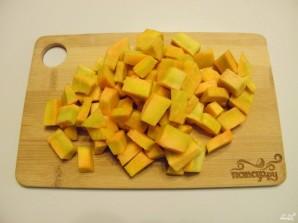 Салат из тыквы на зиму - фото шаг 1