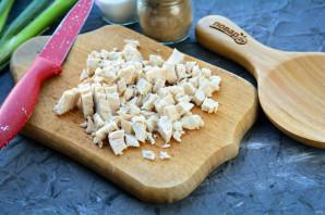 Салат с курицей и бананом - фото шаг 2