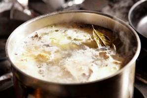 Суп с лапшой и фрикадельками - фото шаг 3