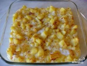 Картофельный омлет - фото шаг 9