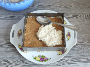 Торт из безе без выпечки - фото шаг 15