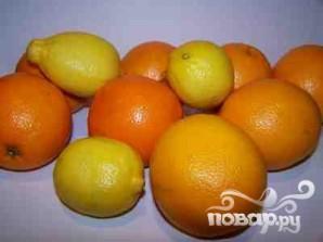 Идеальный летний фруктовый салат - фото шаг 1