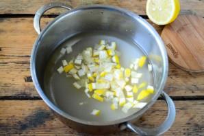 Варенье из крыжовника с лимоном на зиму - фото шаг 4