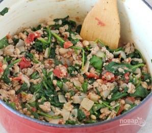 Вкусный суп из индейки - фото шаг 6