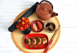 Самые легкие китайские   булочки с мясом - фото шаг 6