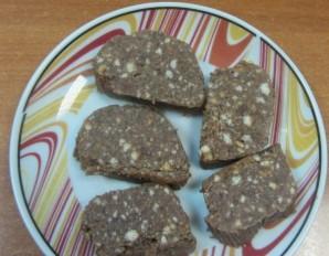 """Пирожное """"Шоколадная колбаска"""" - фото шаг 8"""