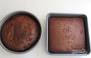 Торт для девочки на 5 лет - фото шаг 1