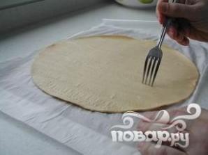 Пирог с карамельными яблоками - фото шаг 5
