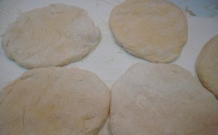 Пирожки на сковороде на кефире - фото шаг 8