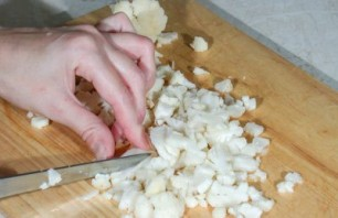 Салат с цветной капустой - фото шаг 2