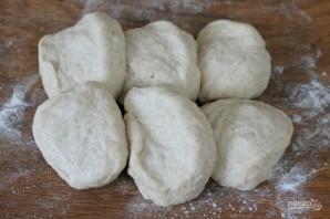 Картофельные лепешки на кефире - фото шаг 5