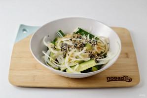 Салат по-китайски - фото шаг 6