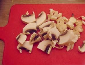 Суп-крем из грибов   - фото шаг 1