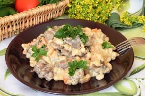 Рагу из говядины с белой фасолью - фото шаг 10