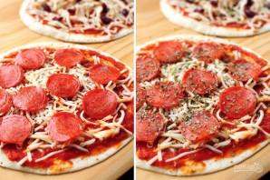 Пицца Тортиллья - фото шаг 2