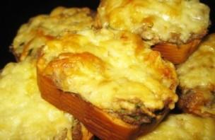 Бутерброды с сайрой и яйцом - фото шаг 14